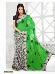 Beauty Printed Soft Designer Sarees
