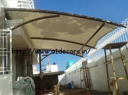 Entrance Fabric Structure