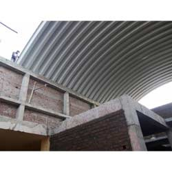 Galvalume Roofing System. Ask For Price