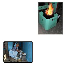 Domestic Pellet Stove for Rural Cooking