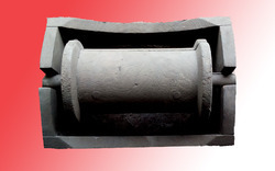 CI Friction Roller