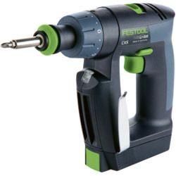cordless screwdriver cxs