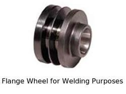 Flange Wheel For Welding Purposes
