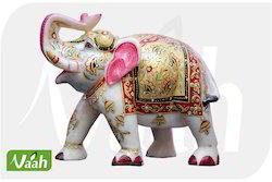 Vaah Marvelous Marble Elephant