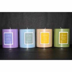 3/3 Pillar Candle