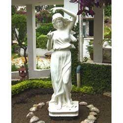 Paris Lady Statue