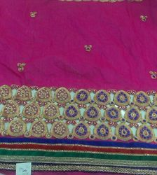 Latest Chanderi Net Fabric