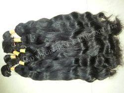 Natural Wavy Bulk Hair