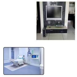 surface tv unit for hospitals