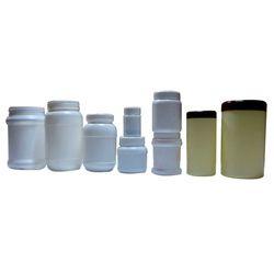 Protein Powder HDPE Plastic Bottle