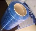 Ribbed PVC Strip Curtains