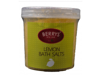 berry s spa line lemon bath salt