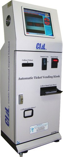 PC Based Ticket Vending Machine