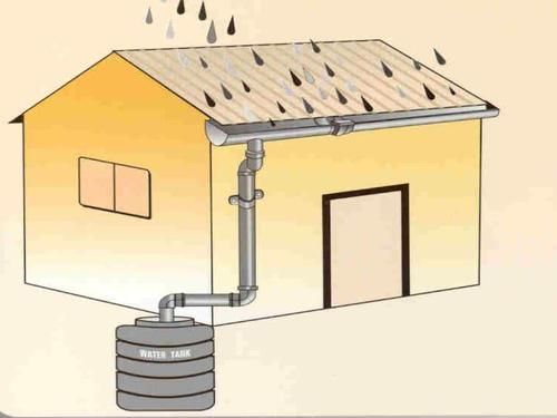 Beautiful Non Pressurised Rainwater Harvesting System