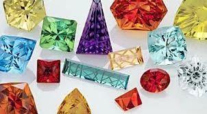 Cut Gemstones