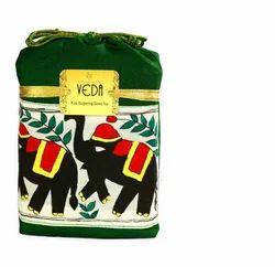 Madhubani Bag Green Tea