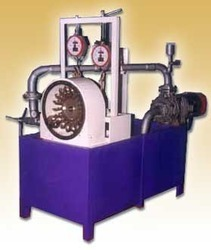 Pelton Wheel Turbine Test Rig (1 Kwatt)