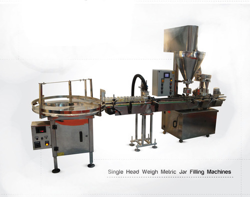 Automatic Powder Packaging Machine with Turn Table