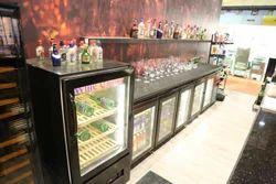 Industrial Bar Counter
