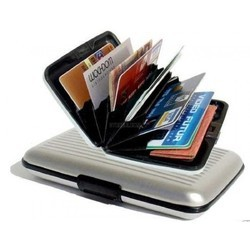 Aluma Credit Card Wallet Water Proof