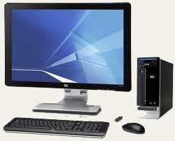 HP Pavilion A6610 Desktop Computers