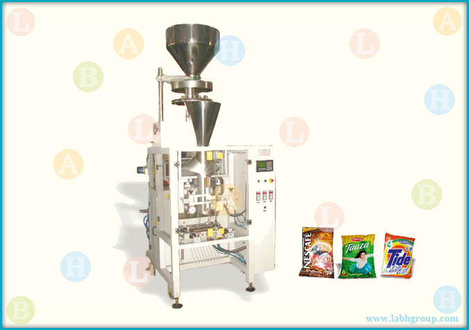 Automatic Sachet Packaging Machine for Sugar