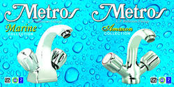 Metro\'s CP Bath Fittings