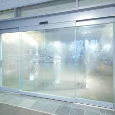 Sliding Glass Door Automation