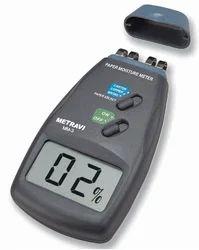 Digital Paper Moisture Meter