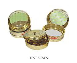 Brass Sieves- 200mm Dia