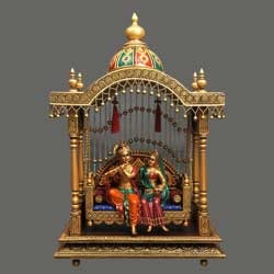Mandir Radha-Krishna Jhula