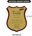 Brass Plaque