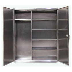 Stainless Steel Multipurpose Cupboards