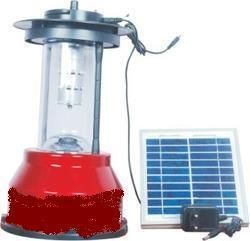 Solar Lamp With Penal