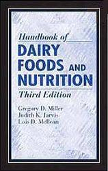 Handbook of Dairy Foods and Nutrition, 3rd Edition