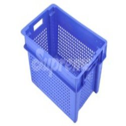 nestable stackable crates