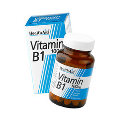 Vitamin B1 100mg - 90 Tablets