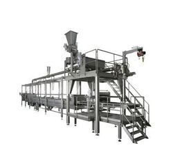 Semi Automatic Pasta Processing Machine