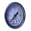Baumer SS Case Pressure Gauge Bourdon Type