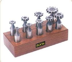 HSS Woodruff Key Slot Milling Cutter