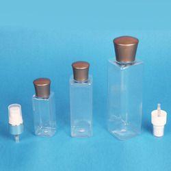 pet square bottle