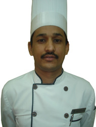 Siddharth Vasndev, Sous Chef - The Suryaa
