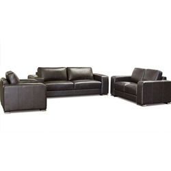 Leatherite Sofa Set
