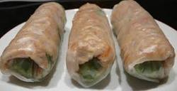 Green Leaves Roll