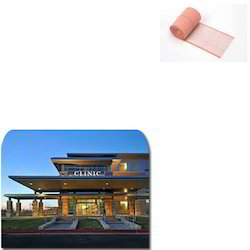Elastic Adhesive Bandage for Clinic