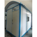 Security Cabin PVC Double Side Paneling