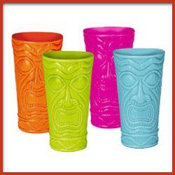 Printed Plastic Cups for Ice cream