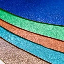 PVC Shoe Leather