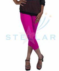 stretchable capris legging