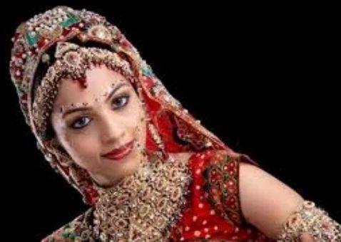 S Services Service Provider From Kolkata. Bridal Makeup